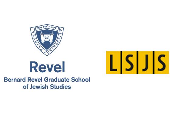 Composite logo of Revel and LSJS
