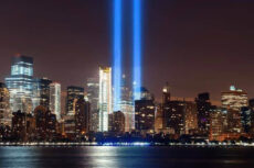 The Twin Towers of Light