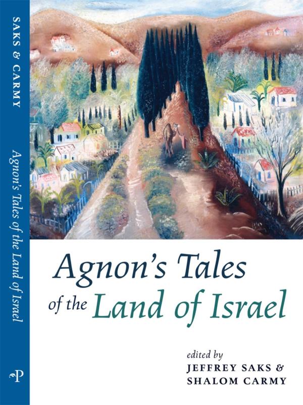 Cover of Agnon's Tales
