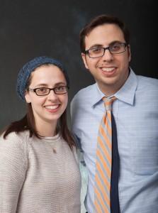 David and Yael Goldfischer