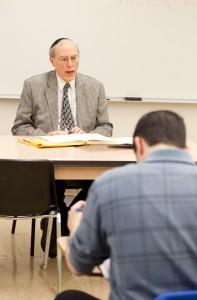 Professor Richard Steiner Bible