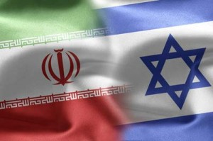 iran-israel-flags