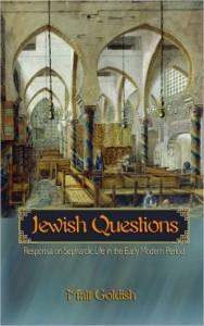 Jewish Question matt goldish