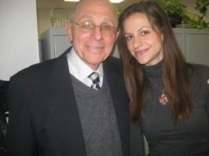 Dr. Norman Linzer and Elisheva Lock