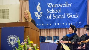 WSSW Commencement Temimah Zucker