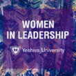 Women in Leadership header